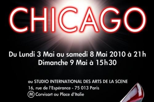 CHICAGO: Studio International Des Arts De La Scène