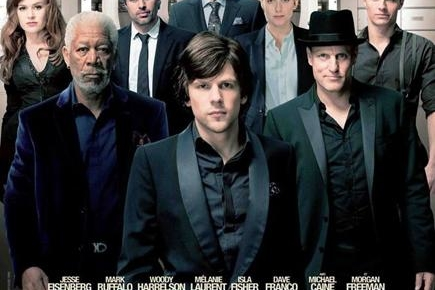"""Courez au cinéma voir """" Insaisissables """" avec Casting.fr"""