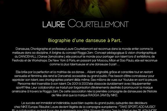 """Casting.fr vous offre deux PASS pour le WORKSHOP """"Women On Fire"""" à Paris le 15 et 16 juin avec Laure Courtellement!!"""