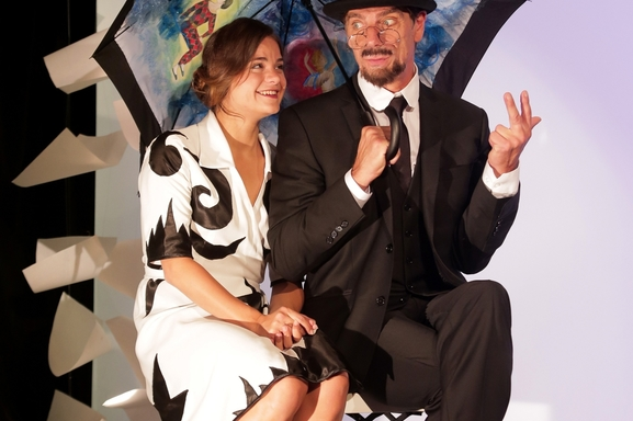 """Casting.fr vous emmène découvrir """"Je m'appelle Erik Satie comme tout le monde"""", au théâtre de la Contrescarpe"""