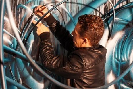 LA Galerie éphémère de Street Art à la Tour Paris 13 à voir !