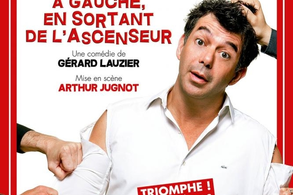 De la télévision à la scène, Stéphane Plaza désormais au théâtre Les Bouffes Parisiens