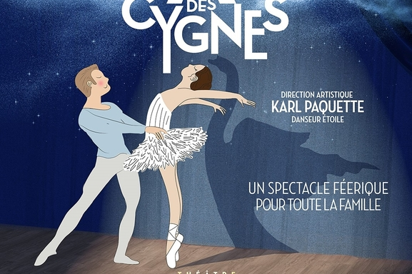 """""""Mon premier Lac des Cygnes"""" un merveilleux ballet de danse classique pour les petits et les grands"""