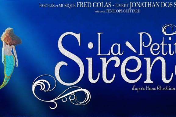 Découvrez la véritable aventure de la Petite Sirène au Théâtre Le Funambule Montmartre !