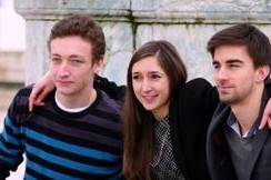 « Jamais sans lui » ou l'histoire de trois jeunes étudiants entrepreneurs qui ont réussi!