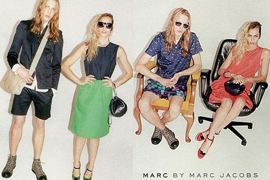 Alice Dellal égérie de Marc by Marc Jacob cet été !
