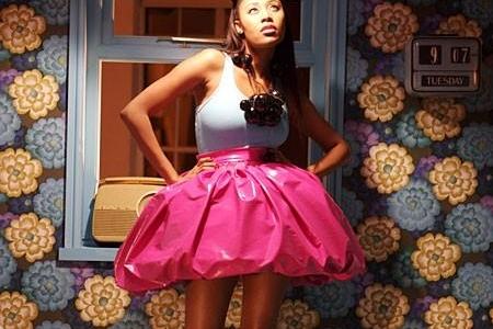 V.V Brown, New British Beyonce