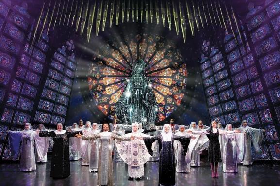 """La célèbre comédie musicale """"Sister Act"""" se terminera le 30 juin à Mogador !"""