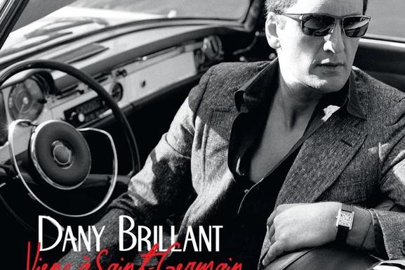 """Dany Brillant revient avec un nouvel album qui vas nous faire danser """"Vient à Saint-Germain"""""""