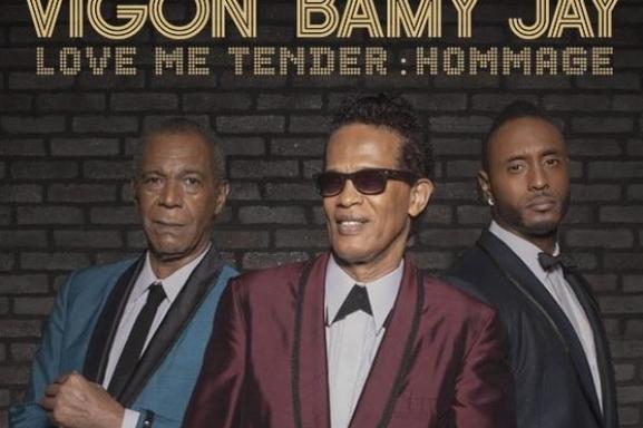 Vigon Bamy Jay rendent hommage au Roi du Rock'n Roll Elvis Presley avec leur nouvel album