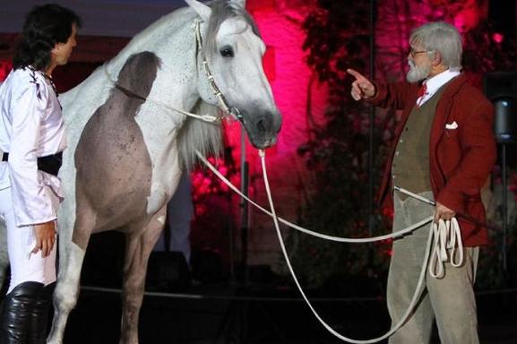 Un spectacle équestre dans le pays d'Uzès ça vous tente? Piéric et Casting.fr vous offre des places!