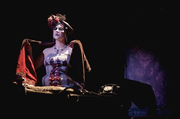 """Reportage photo du spectacle musical déjanté et burlesque """"Le Maxi Monster Music Show"""""""