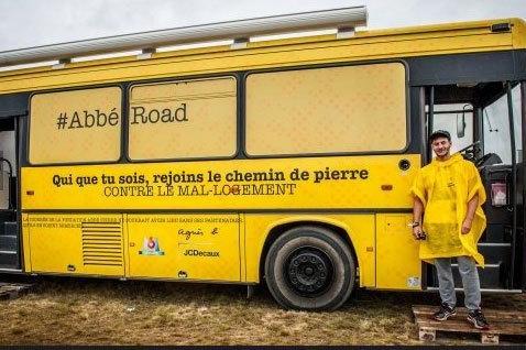 Casting.fr soutient la Fondation Abbé Pierre pour son concert Abbé Road 2