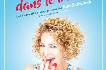 """Kim Schwarck nous dévoile sa recette du bonheur dans son seul en scène """"Des Papilles dans le ventre"""""""