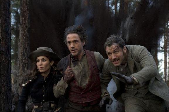 Gagnez des DVD du film Sherlock Holmes : jeu d'ombres !