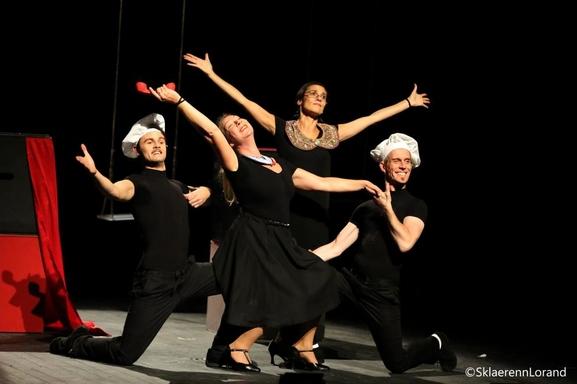 Je t'aime, tu es parfait... Change !! Comédie Musicale les plus jouées à Broadway au théâtre de Trévise