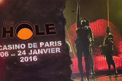 Bande annonce du spectacle The Hole