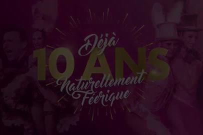 """Le """"Cabaret du Bout des Prés"""" nous dévoile son spectacle anniversaire """"10 ans déjà !"""" : un rendez-vo"""
