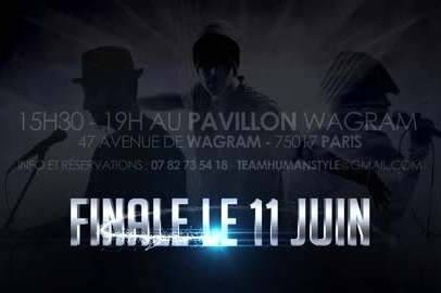Assistez à la la battle finale Human Style Tour vol2 avec casting.fr