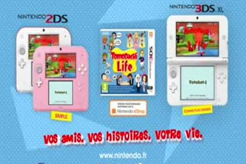 Tomodachi Life Nintendo