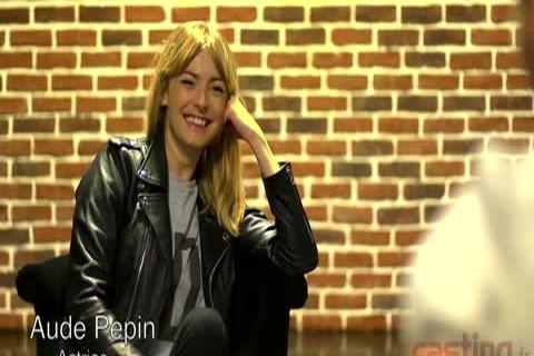 Interview Aude Pepin