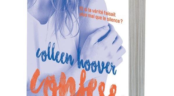 Confess: vous embarque dans un roman d'amour où on retient son souffle jusqu'à la fin du récit!