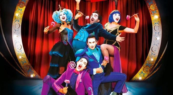 Casting.fr vous emmène voir le groupe The Opera Locos, pour un spectacle lyrique totalement déjanté, à ne surtout pas manquer !