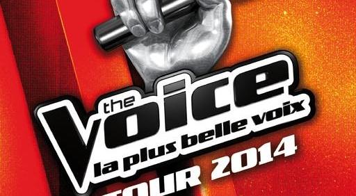 The Voice en Tournée dans toute la France