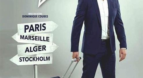Mohamed Le Suédois, le phénomène humoristique parmi les plus suivis de sa génération vous donne rendez-vous au Théâtre du Gymnase Marie-Bell tout le mois d'août