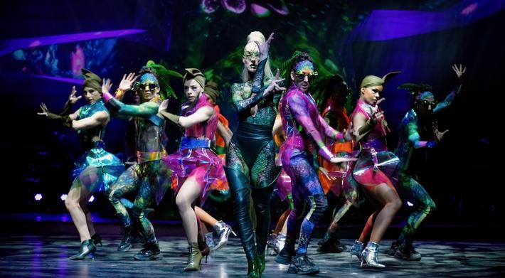 """""""Le Monde de Jaleya"""" le nouveau spectacle du Cirque Paname, nous avons des invitations pour vous, découvrez comment les remporter maintenant!"""