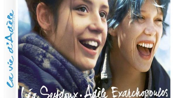 La vie d'Adèle, une histoire d'amour terrible mais sublime bientôt en DVD !