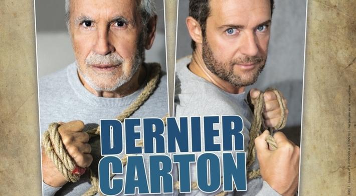 """Casting.fr vous présente """"Dernier carton"""" un duoparadoxal entre Patrice Laffont et Michaël Msihid"""