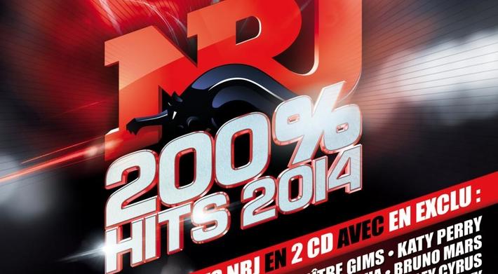 NRJ 200% HITS 2014, l'album évènement de l'année