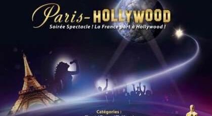 La Finale Soirée Paris-Hollywood, c'est le 23 avril et vous êtes invités!