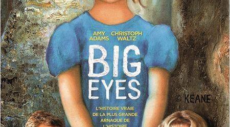 """Ouvrez grand vos yeux pour le nouveau film de Tim Burton """"Big Eyes"""""""