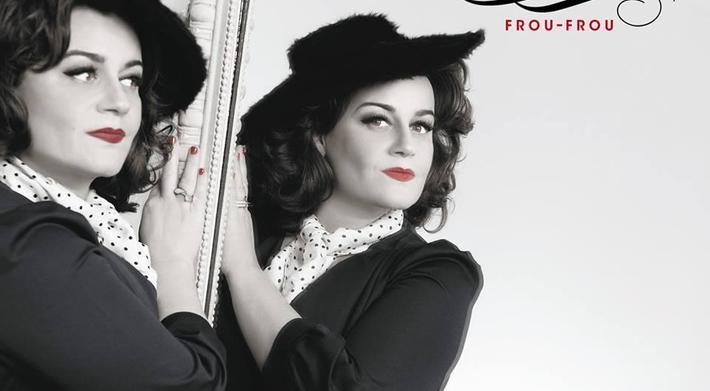 Frou-Frou, le nouvel album de Lisa Angell