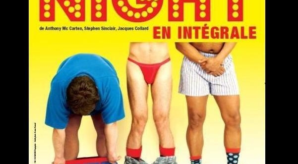 "Revivez le succès de The Full Monty avec la pièce ""Ladies Night"" !"