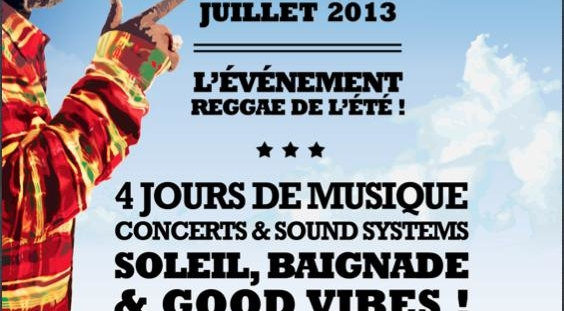 Profitez du Garance Reggae Festival grâce à Casting.fr
