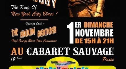 Popa Chubby est de retour, Casting.fr vous invite à son concert au Cabaret Sauvage