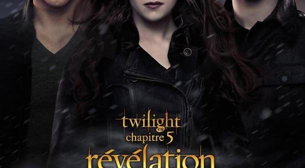 """Gagnez vos places pour aller voir : """"Twilight Chapitre 5 - Révélation 2e partie"""""""