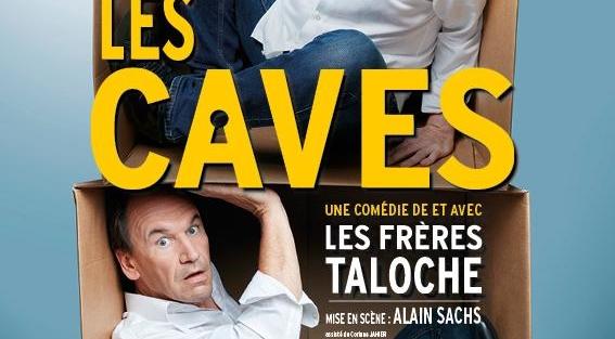 Les Caves, un univers burlesque et tendre à la fois où le rire côtoie la folie !