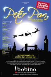 Peter Pan, le spectacle musical pour enfants revient à Bobino, casting.fr vous y invite!
