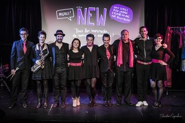 Casting.fr vous offre des places pour NEW, la comédie musicale improvisée au Grand Point Virgule.