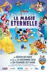 """Un spectacle inoubliable à partager en famille pour la fin de l'année? Disney Sur Glace """"la magie éternelle"""" ... De la féerie au Zénith de Paris et on vous invite!"""