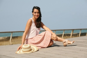 Visages D'Israël avec Karine Lima sur la chaine VOYAGE !