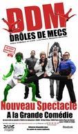 Gagnez vos places pour le nouveau spectacle des Drôles De Mecs !