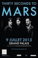 """Jared Leto en concert le 9 juillet avec son groupe """"30 Seconds to Mars"""", Casting.fr vous invite !"""