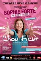 """Sophie Forte dans le nouveau spectacle musical pétillant et touchant """"Chou Fleur"""""""