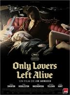 "Tilda Swinton et Tom Hiddleston en vampires amoureux dans ""Only lovers left alive"""