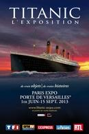Venez découvrir l'histoire du TITANIC avec Casting.fr à l'occasion de L'exposition à Paris, Porte de Versailles !